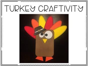Turkey Time {A Thanksgiving Unit for Kindergarten}