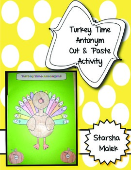 Turkey Time Antonyms