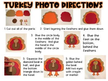 Turkey Time Craftivity