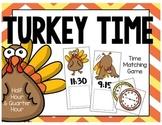 Turkey Time - Matching Game