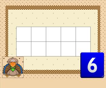 Turkey Time Math Activities