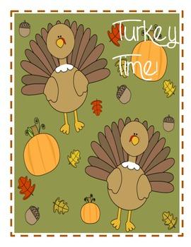 Turkey Time Math Center