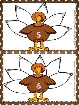 Turkey Time Thanksgiving Theme Pack