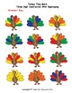 Thanksgiving Turkey Time Math:  Three Digit Subtraction With Regrouping