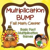 Multiplication BUMP - Fall Math Center