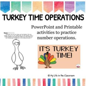 Turkey Time Operations