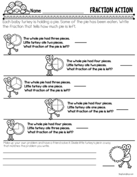 Turkey Time {Perfect Little Printable Pack}
