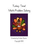 Turkey Time Problem Solving