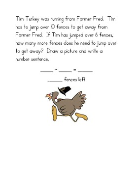Turkey Time Problem Solving