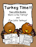 Turkey Time Readers