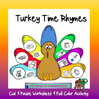 Turkey Time Rhymes