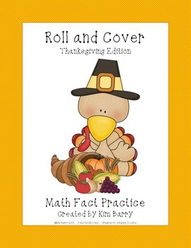 Roll and Cover - Turkey Time