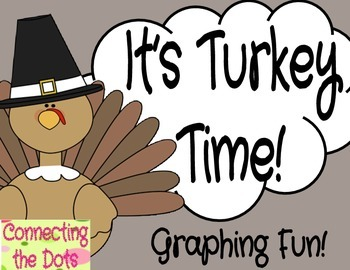 Turkey Time-Graphing Fun