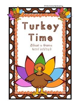 Turkey Time  - Silent e