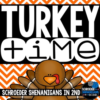 Turkey Time - Telling Time practice