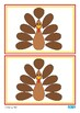 Turkey Times Tables Multiply Divide Math Game, Thanksgivin