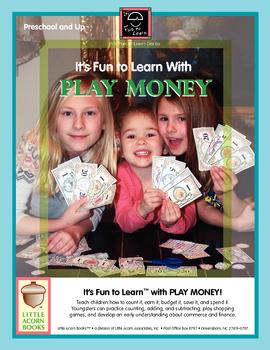 Turkey Tin™—Play Money