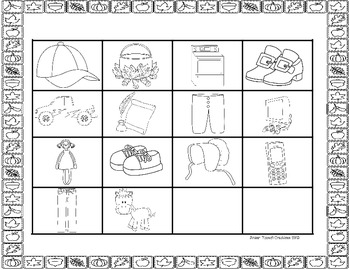 Thanksgiving Printable Math Activities