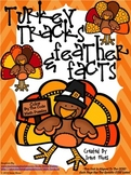 Turkey Tracks & Feather Facts ~ Math Printables Color By The Code Puzzles