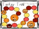 Turkey Trail- A Math and Thanksgiving Trivia Board Game Gr. 2