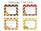 Turkey Trail- A Math and Thanksgiving Trivia Board Game Gr. 2