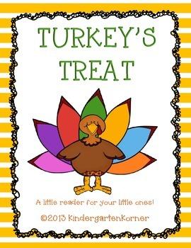 Turkey Treat - Little Reader