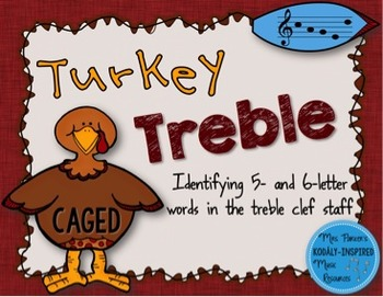 Turkey Treble: Identifying 5- and 6-Letter Words in the Tr