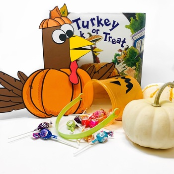 Turkey Trick or Treat Guided Reading Activities