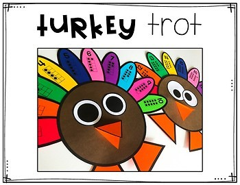 Turkey Trot Craft