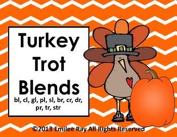 Turkey Trot Blend Cards