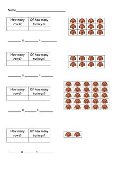 Turkey Trot Math