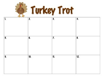 Turkey Trot Mixed Review