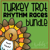 Turkey Trot Rhythm Races: Bundled Set