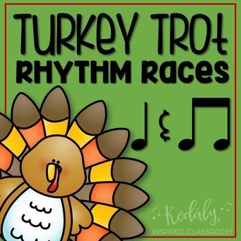 Turkey Trot Rhythm Races: ta and titi