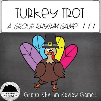Turkey Trot Rhythm Relays