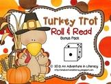 Turkey Trot Roll & Read Bonus Pack-26 games