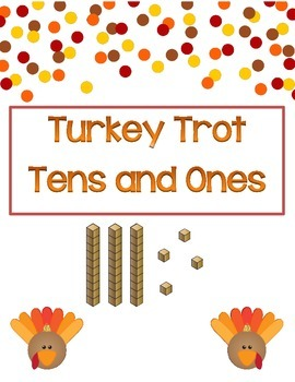 Turkey Trot Tens and Ones