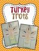 Turkey Trot - Thanksgiving Writing Craftivity About Turkeys That Love Football!