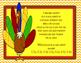 Turkey Trot Through the TEKS- Thanksgiving Spiral Activity