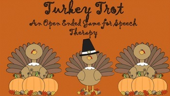 Turkey Trot:An Open Ended Game