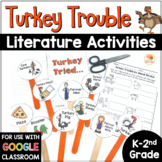 Turkey Trouble Activities | Turkey Trouble Sequencing