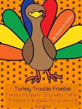 Turkey Trouble Freebie