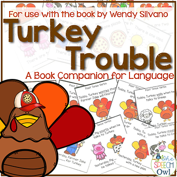 Turkey Trouble: A Book Companion For Language