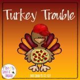 Turkey Trouble - A Boom Card Freebie