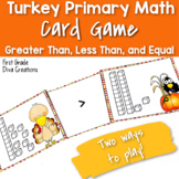 Thanksgiving Turkey Math Activities {Place Value}