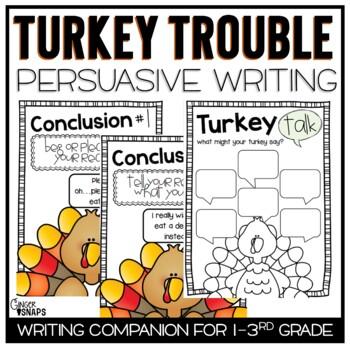 Turkey Trouble: A Persuasive Writing Mini Unit