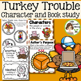 Turkey Trouble Activities and Book Study (plus non fiction