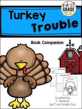 Turkey Trouble - Book Companion