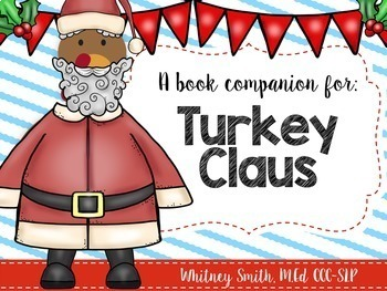 Turkey Trouble Book Companion Bundle