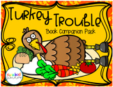 Turkey Trouble Book Companion-Retelling Pack